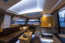 thumbnail-10 Fountaine Pajot 43.0 feet, boat for rent in Zadar region, HR