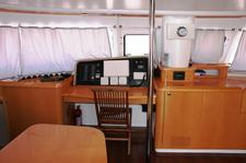 thumbnail-8 Fountaine Pajot 46.0 feet, boat for rent in Aegean, TR