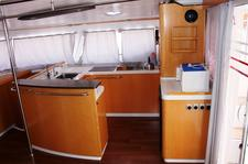 thumbnail-9 Fountaine Pajot 46.0 feet, boat for rent in Aegean, TR