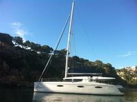 thumbnail-1 Fountaine Pajot 56.0 feet, boat for rent in Balearic Islands, ES