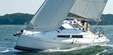 thumbnail-1 Hanse Yachts 31.0 feet, boat for rent in Split region, HR