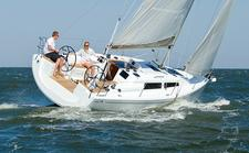 thumbnail-4 Hanse Yachts 31.0 feet, boat for rent in Split region, HR