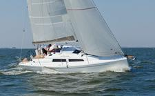 thumbnail-3 Hanse Yachts 31.0 feet, boat for rent in Split region, HR