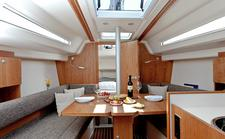 thumbnail-7 Hanse Yachts 31.0 feet, boat for rent in Split region, HR
