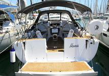 thumbnail-5 Hanse Yachts 34.0 feet, boat for rent in Split region, HR
