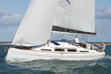 thumbnail-3 Hanse Yachts 34.0 feet, boat for rent in Split region, HR