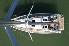 thumbnail-7 Hanse Yachts 34.0 feet, boat for rent in Split region, HR