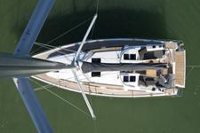 thumbnail-4 Hanse Yachts 34.0 feet, boat for rent in Split region, HR