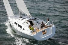 thumbnail-3 Hanse Yachts 34.0 feet, boat for rent in Zadar region, HR