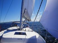 thumbnail-6 Hanse Yachts 37.0 feet, boat for rent in Azores, PT