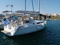 thumbnail-1 Hanse Yachts 37.0 feet, boat for rent in Cyclades, GR