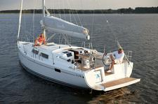 thumbnail-3 Hanse Yachts 37.0 feet, boat for rent in Split region, HR