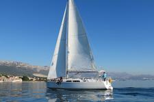 thumbnail-7 Hanse Yachts 37.0 feet, boat for rent in Split region, HR