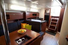 thumbnail-4 Hanse Yachts 37.0 feet, boat for rent in Split region, HR