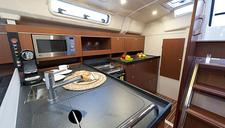thumbnail-5 Hanse Yachts 37.0 feet, boat for rent in Zadar region, HR