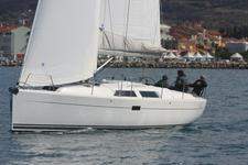 Sail the waters of Istra on this comfortable Hanse Yachts