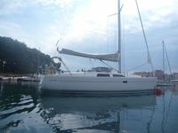 thumbnail-4 Hanse Yachts 39.0 feet, boat for rent in Split region, HR