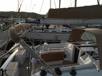 thumbnail-5 Hanse Yachts 39.0 feet, boat for rent in Cyclades, GR