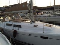 thumbnail-4 Hanse Yachts 39.0 feet, boat for rent in Cyclades, GR
