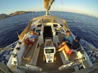 thumbnail-3 Hanse Yachts 39.0 feet, boat for rent in Cyclades, GR