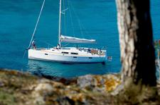 thumbnail-2 Hanse Yachts 40.0 feet, boat for rent in Aegean, TR