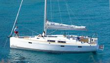 thumbnail-4 Hanse Yachts 40.0 feet, boat for rent in Split region, HR