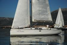 thumbnail-1 Hanse Yachts 43.0 feet, boat for rent in Split region, HR