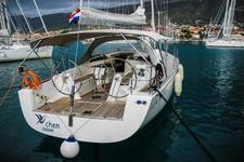 thumbnail-5 Hanse Yachts 43.0 feet, boat for rent in Split region, HR