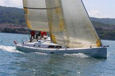 thumbnail-1 Hanse Yachts 43.0 feet, boat for rent in Split region, HR