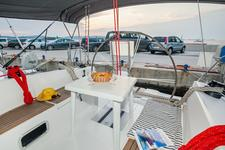 thumbnail-6 Hanse Yachts 43.0 feet, boat for rent in Zadar region, HR
