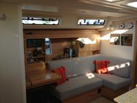 thumbnail-6 Hanse Yachts 44.0 feet, boat for rent in Tuscany, IT