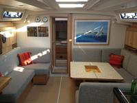 thumbnail-4 Hanse Yachts 44.0 feet, boat for rent in Tuscany, IT