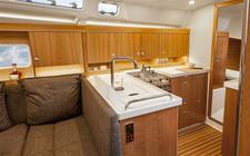 thumbnail-21 Hanse Yachts 44.0 feet, boat for rent in Split region, HR