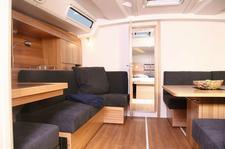 thumbnail-3 Hanse Yachts 44.0 feet, boat for rent in Split region, HR