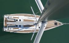 thumbnail-5 Hanse Yachts 44.0 feet, boat for rent in Split region, HR