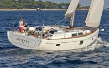 thumbnail-1 Hanse Yachts 45.0 feet, boat for rent in Aegean, TR