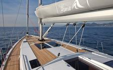 thumbnail-10 Hanse Yachts 45.0 feet, boat for rent in Aegean, TR