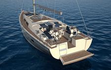 thumbnail-3 Hanse Yachts 45.0 feet, boat for rent in Šibenik region, HR