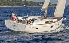thumbnail-4 Hanse Yachts 45.0 feet, boat for rent in Split region, HR