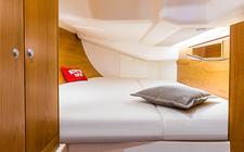 thumbnail-15 Hanse Yachts 45.0 feet, boat for rent in Split region, HR