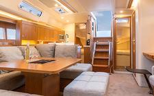 thumbnail-6 Hanse Yachts 45.0 feet, boat for rent in Split region, HR
