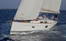 thumbnail-3 Hanse Yachts 45.0 feet, boat for rent in Split region, HR