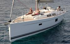 thumbnail-6 Hanse Yachts 45.0 feet, boat for rent in Zadar region, HR