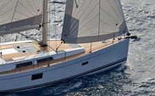 thumbnail-7 Hanse Yachts 45.0 feet, boat for rent in Zadar region, HR
