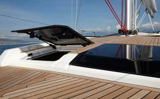 thumbnail-10 Hanse Yachts 45.0 feet, boat for rent in Zadar region, HR
