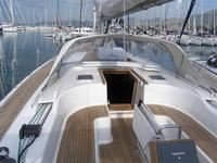 thumbnail-4 Hanse Yachts 52.0 feet, boat for rent in Split region, HR