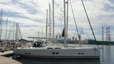 Sail Istra waters on a beautiful Hanse Yachts Hanse 575