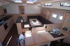thumbnail-3 Hanse Yachts 56.0 feet, boat for rent in Šibenik region, HR