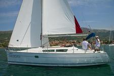 thumbnail-1 Jeanneau 31.0 feet, boat for rent in Split region, HR