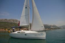 thumbnail-7 Jeanneau 31.0 feet, boat for rent in Split region, HR